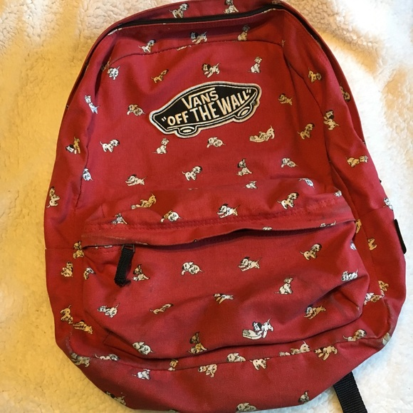 256ee6a0b0 Disney Vans backpack. M 5b21a8e503087c29f06dd3ef